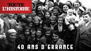 40 ans d'errance : la traversée du Saint Louis | Documentaire Toute l'Histoire