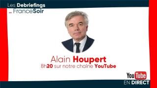 Alain Houpert, sénateur et médecin [rediffusion du direct]