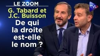De qui la droite est-elle le nom ? – Le Zoom – Guillaume Tabard et Jean-Christophe Buisson – TVL