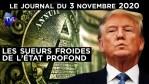 Donald Trump contre le Système – JT du mardi 3 novembre 2020