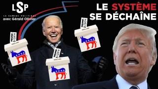 Donald Trump : Coup d'Etat mondial ou défaite à la loyale? – Le Samedi Politique avec Gérald Olivier