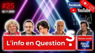 [CENSURÉ] Info en Questions #25 – LIVE