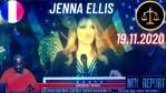 Jenna Ellis remet les choses au clair sur la situation actuelle et sur les médias mensonge