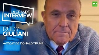 La Grande Interview : Rudy Giuliani