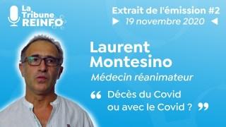 Laurent Montesino : Décès du Covid ou avec le Covid ?