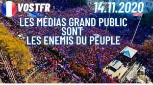 Les medias grand public sont les ennemis du peuple