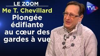 Plongée édifiante au cœur des gardes à vue – Le Zoom – Me Thierry Chevillard – TVL