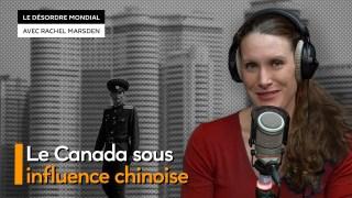 Que cache le nouveau complexe logistique chinois au Canada?
