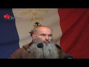 Révérend Père Joseph – Du Golgotha au judaïsme anti christique