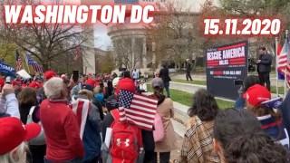 [VOSTFR] Discours lors du rassemblement à Washington DC 15.11.2020