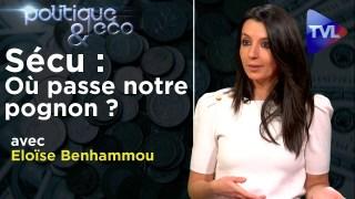 Comment l'Etat profond a vendu la Sécu à Wall Street – Politique & Eco n°279 avec Eloïse Benhammou