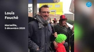 [CENSURÉ] Discours de Louis Fouché à Marseille le 5 décembre 2020