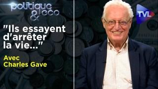 Etats-Unis – Europe : le grand basculement de la puissance – Politique & Eco n°280 avec Charles Gave