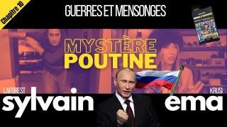 GUERRES ET MENSONGES Vladimir Poutine : mystère et politique