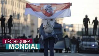 L'ECHIQUIER MONDIAL. Biélorussie : élections, répressions, sanctions