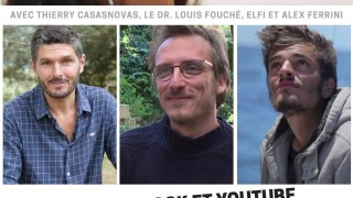 Louis Fouché/Alex Ferrini & Elfi/ Thierry Casasnovas . Politique de santé ou de maladie ?