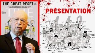 """Marcel sur Le Grand Reset et présentation du site """"Le Média en 4-4-2"""""""