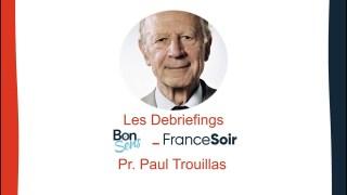 Pr Paul Trouillas, médecin neurologue et philosophe