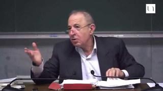 Roland Gori – La Fabrique des Imposteurs [Conférence, 2014]