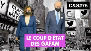 Culture & Société – Le coup d'État des GAFAM