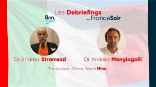 Dr Mangiagalli, Dr Stramezzi : covid en Italie, traitement précoce et Conseil d'Etat
