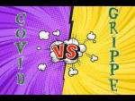 Grippe VS Covid, qui est vraiment le plus mortel?