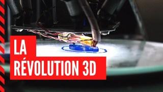 Impression 3D: la prochaine révolution industrielle