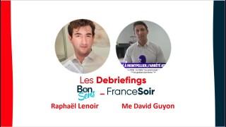 """Le chef Raphaël Lenoir et Me Guyon : """"à deux doigts de tout perdre, se battre !"""""""