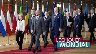 L'ECHIQUIER MONDIAL. Balkans : le nouveau terrain d'affrontement Est-Ouest