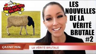 Les Nouvelles de la VÉRITÉ BRUTALE #2