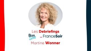 Martine Wonner, député de l'Alsace et médecin psychiatre