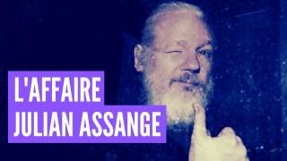 Pourquoi Julian Assange est-il toujours emprisonné?