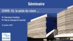 Séminaire – COVID-19, la piste du vison …