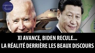 Xi avance, Biden recule: au coeur des premiers jours de l'administration Biden