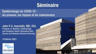 Epidémiologie du COVID-19 : les preuves, les risques et les malentendus