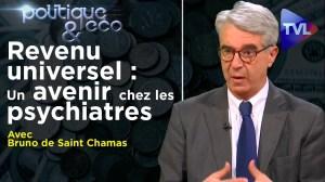 Le libéralisme libertaire contre la vérité de l'homme – Poléco 286 avec Bruno de Saint Chamas – TVL