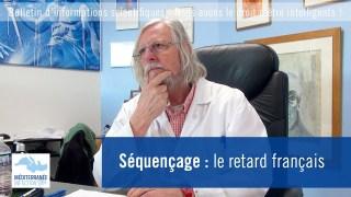 Séquençage : le retard français
