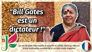 Vandana Shiva contre les 1% qui nous dominent