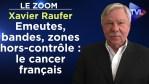 Emeutes, bandes, zones hors-contrôle : le cancer français – Le Zoom – Xavier Raufer – TVL
