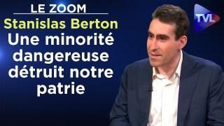 La guerre invisible de l'Etat profond contre la France – Le Zoom – Stanislas Berton – TVL