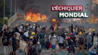 L'ECHIQUIER MONDIAL. Birmanie : un coup d'Etat passé sous silence