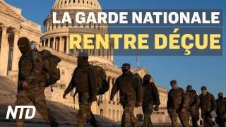 Mal déployée, mal nourrie, la garde nationale rentre bientôt; Le Texas allège les mesures anti-covid