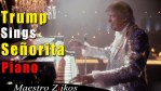 Señorita (Donald Trump Piano Version Ft. Vladimir Putin) Shawn Mendes, Camila Cabello