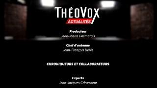 Théovox Actualité – 2021-03-18