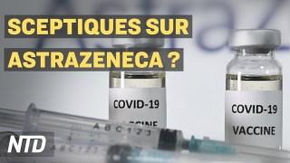 UBS conteste l'amende pour fraude fiscale en France ; les sceptiques sur les vaccins AstraZeneca