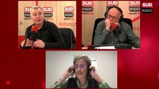 Vaccins : Alexandra Henrion-Caude et Christophe Prudhomme au micro d'André Bercoff