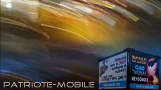 ActuQc : La Patriote-Mobile à beaucoup d'appui! Certains sont juste un petit peu frileux à s'exposer
