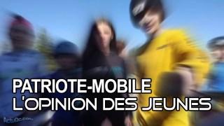 ActuQc : La Patriote-Mobile et l'opinion des jeunes à Chibougamau
