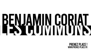 BENJAMIN CORIAT / ARCHIPEL 3 / LES COMMUNS
