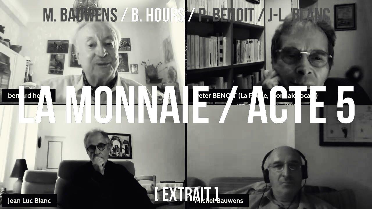 Bernard Hours / extrait acte 5 / Identifier les adversaires